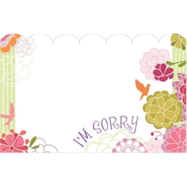 Design 88 79485 Enclosure Card - Im Sorry - image 1 de 1