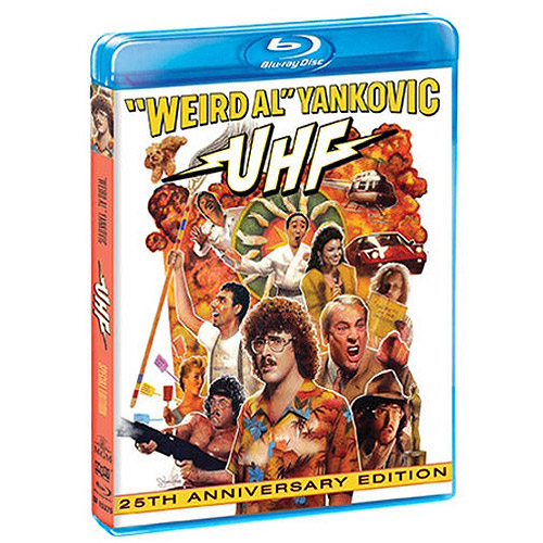 UHF (25th Anniversary Edition) (Blu-ray) (Widescreen)