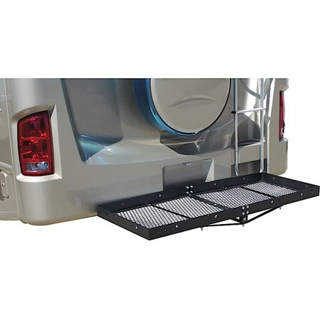 Ultra-Fab Ultra RV Cargo Carrier with 500 lb. Load Capacity (Rv Tire Carrier)