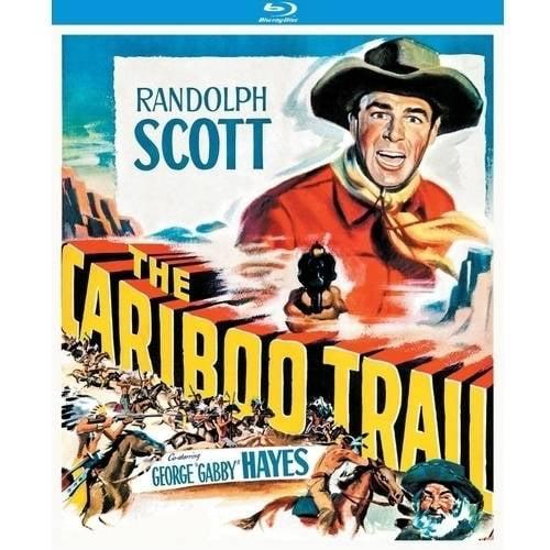 The Cariboo Trail (1950) (Blu-ray)