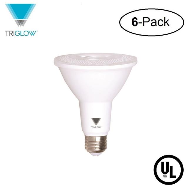 Triglow T97105 6 12 75 Watt Equivalent Par30 Led Bulb 850
