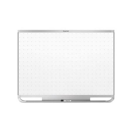 Prestige 2 Magnetic Total Erase Whiteboard QRTTEM548A by