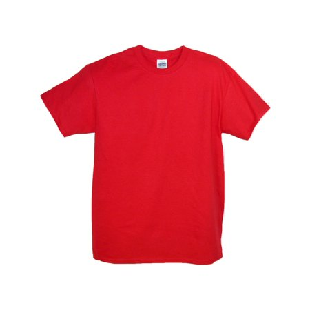 Men Big and Tall Classic Crew Neck T Shirt