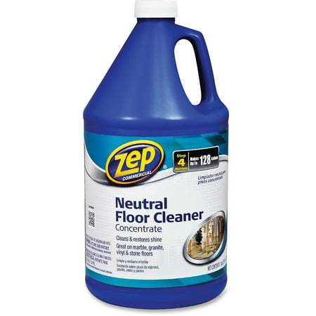 Zep Commercial, ZPE1041696, Neutral Floor Cleaner Concentrate, 1 Each, -