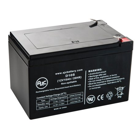 Apc Rbc 4 12V 10Ah Ups Battery   This Is An Ajc Brand  174  Replacement