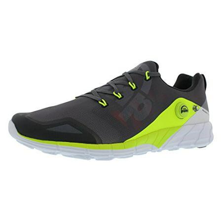 cf3458ebdb5a Reebok Mens Reebok Zpump Fusion 2.0 Running Shoe