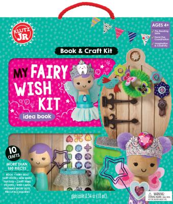 My Fairy Wish Kit by Scholastic Inc.