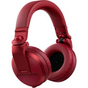 Best Pro Dj Headphones - Pioneer DJ DJ Headphones, Red (HDJ-X5BT-R) Review