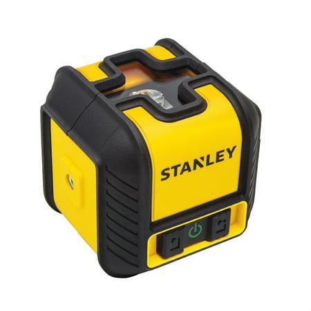 STANLEY STHT77499 CUBIX Green Beam Cross Line Laser