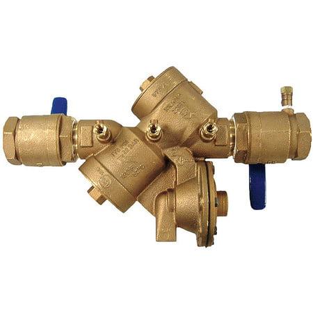 ZURN WILKINS 2-975XL Reduced Pressure Zone Backflow Preventer ()