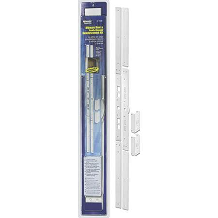 kit door jamb repair whiteno u 11026 prime line products - Door Frame Repair Kit