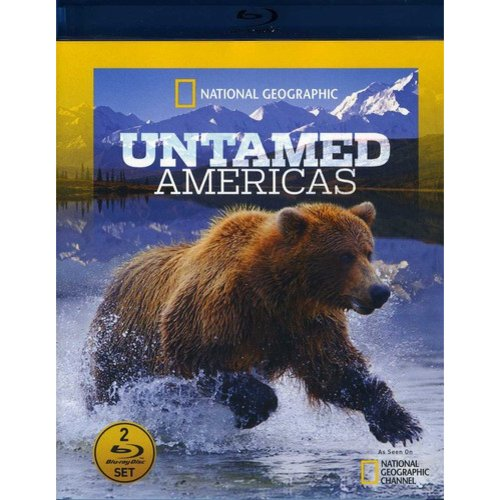National Geographic: Untamed Americas (Blu-ray)