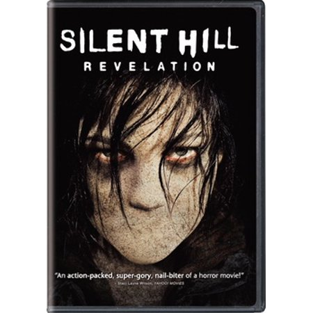 Silent Hill: Revelation (DVD) - Halloween Makeup Silent Hill
