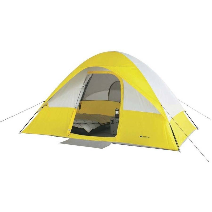 Ozark Trail 6-Person Dome Tent  sc 1 st  Walmart & Ozark Trail 6-Person Dome Tent - Walmart.com
