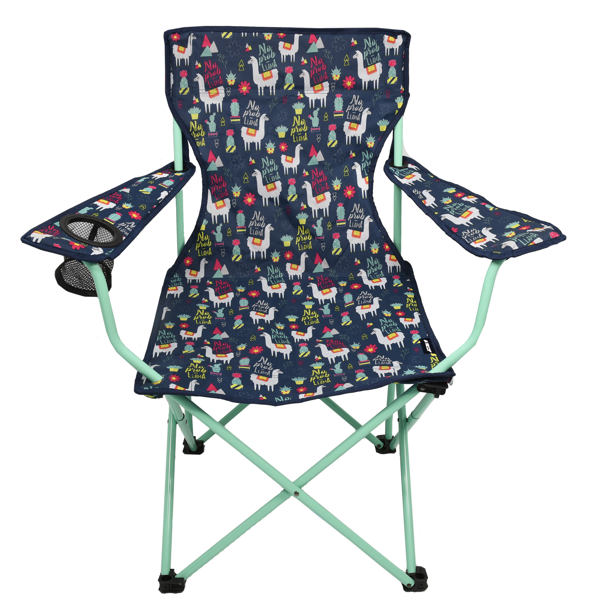 f22769480f6 Ozark Trail Llama Children s Camping Folding Quad Chair – BrickSeek