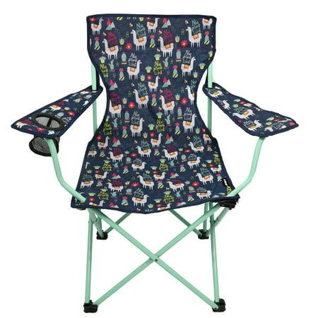 Ozark Trail Llama Folding Quad Chair