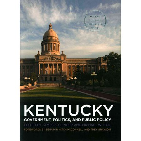 Kentucky Government  Politics  And Public Policy