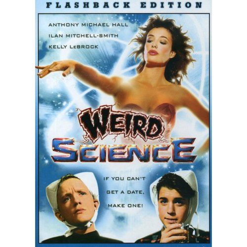 WEIRD SCIENCE-FLASHBACK EDITION (DVD) (ENG SDH/SPAN/FREN/DOL DIG 5.1)