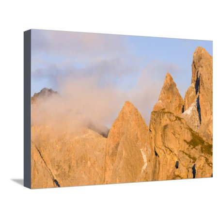 Geisler mountains, nature park Puez-Geisler. Val Gardena, South Tyrol, Alto Adige. Italy Stretched Canvas Print Wall Art By Martin Zwick](Martin Nature Park Halloween)