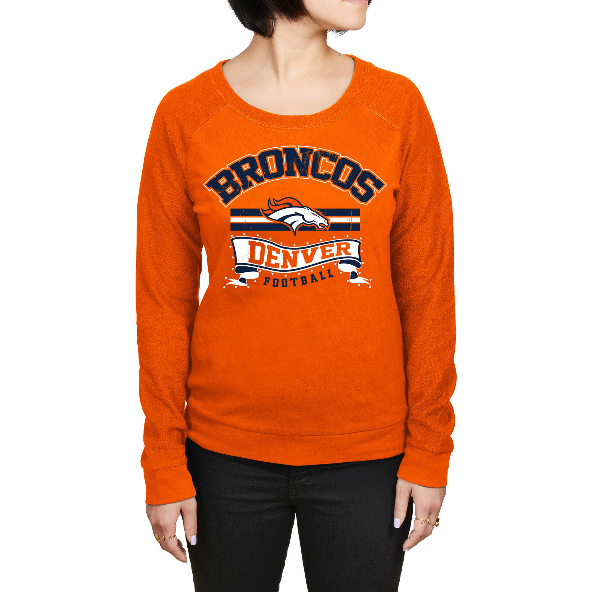 NFL Denver Broncos Juniors Fleece Top