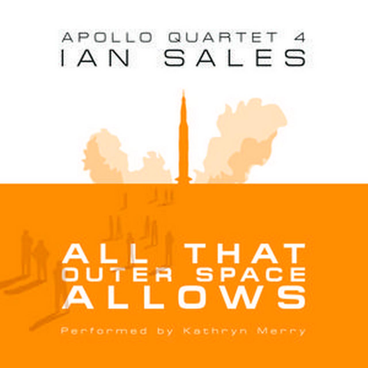 All That Outer Space Allows: Apollo Quartet Book 4 - Audiobook