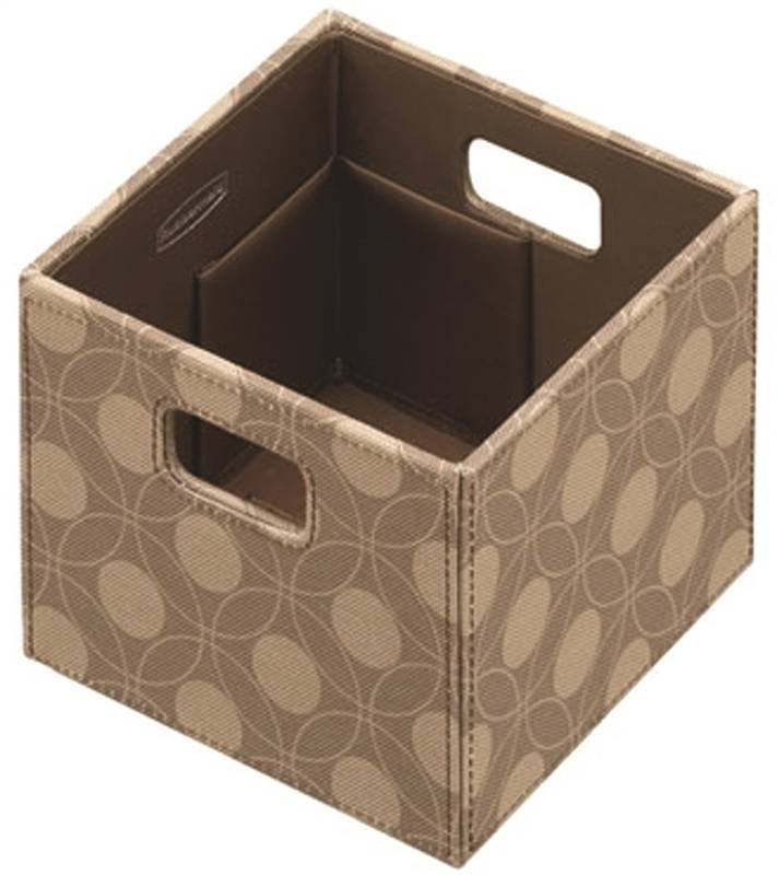 Rubbermaid 1789289 Storage Box With Flex Dividers, Small