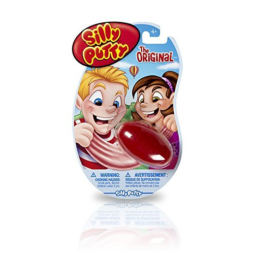 Crayola Original Silly Putty (Pack of 6)