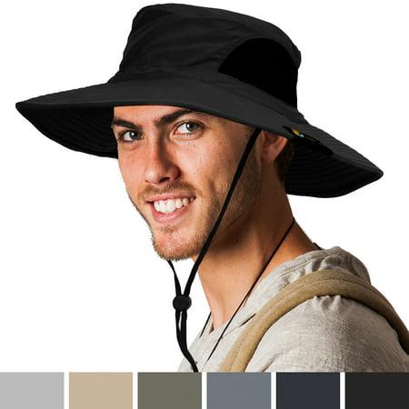 cad75e0dcf5 SUN CUBE Premium Boonie Hat with Wide Brim