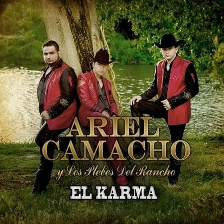 (Ariel Camacho y Los Plebes Del Rancho - El Karma (CD))