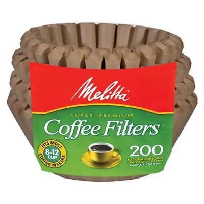 Melitta Basket Coffee Filter, 2 Pack