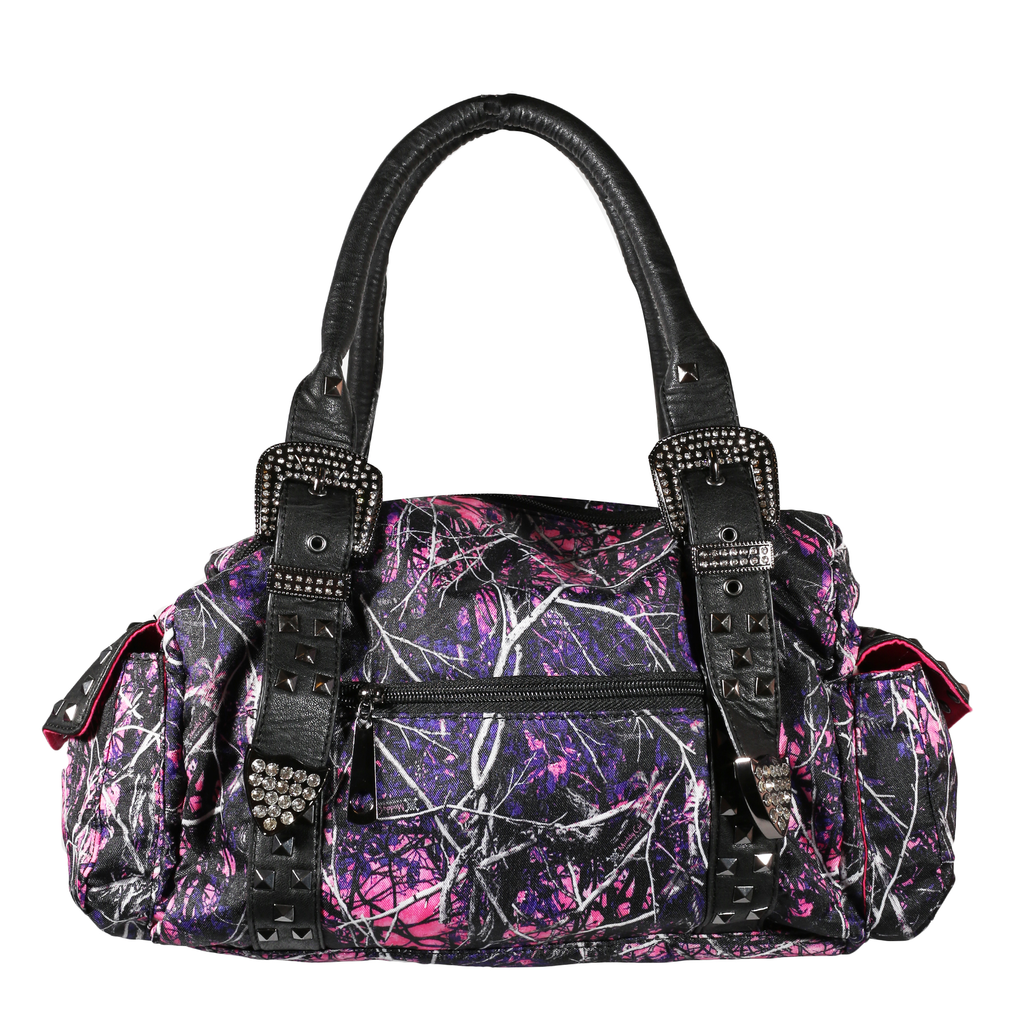 Monte Vista Muddy Girl Concealed Handgun Barrel Camouflage Purse
