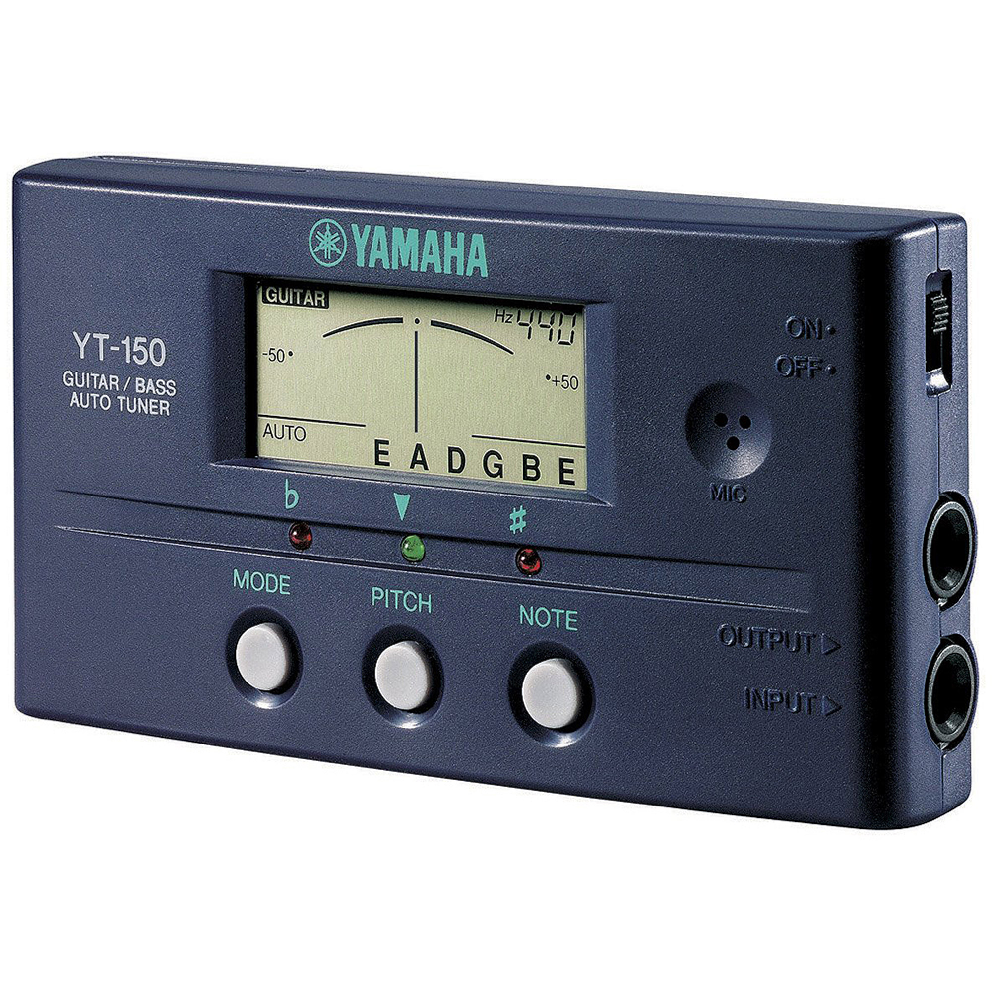 Yamaha YT150 Guitar/Bass Auto Tuner