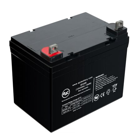 Agco Allis 412H 12V 35Ah Lawn And Garden Battery   This Is An Ajc Brand  Replacement