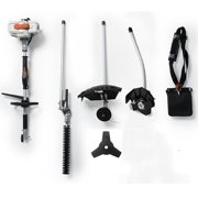 Best Gas Weed Trimmers - Sunseeker 2-Cycle 26cc Gas Full Crank Shaft 4-in-1 Review