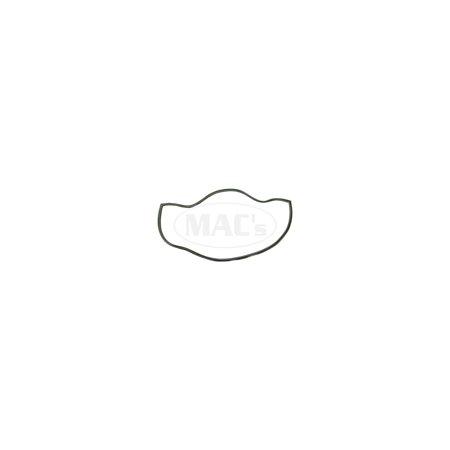 MACs Auto Parts Premier  Products 49-27336 Rear Window Seal - With Groove - Ford Fairlane 2 Door Hardtop & Victoria 2 Door Hardtop Coupe
