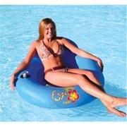 Kwik Tek AHFF-1 Pool Lounge Airhead Fiji Inflatable Float Tube