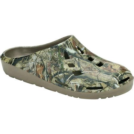 98704d61cd86b Realtree - Realtree Men's Casual Clog Shoe - Walmart.com