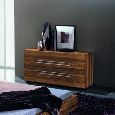 Rossetto Gap Dresser Walnut by Rossetto USA