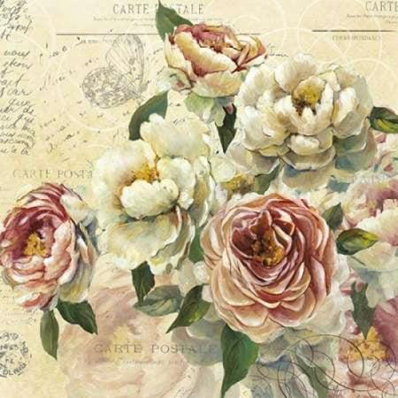 Scented Letter I Canvas Art - Carol Robinson (24 x 24)