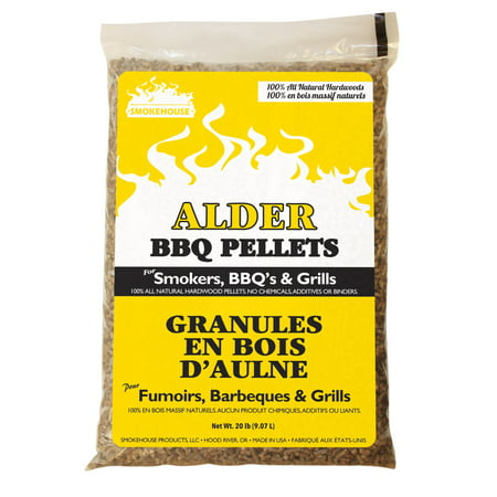 Smokehouse BBQ Pellets 20lb Bag