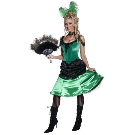Western Saloon Halloween Costumes (49