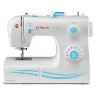 Singer Simple 23-Stitch Sewing Machine (White)
