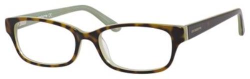 Eyeglasses Liz Claiborne 633 0WR9 Brown Havana