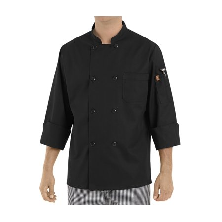 House Chefs Coat (Men's Eight Pearl Button Chef Coat )