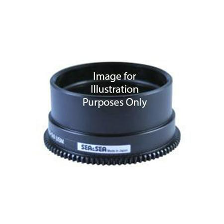 Sea & Sea Sigma 10mm F2.8 EX DC Fisheye HSM Underwater Camera Focus