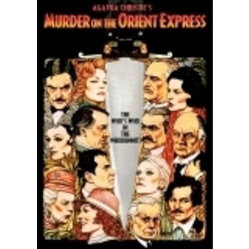 Murder On The Orient Express (DVD) by Paramount
