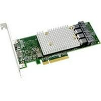 Microsemi 2293700-R Controller Card Raid HBA 1100-16e PCIe Adapter
