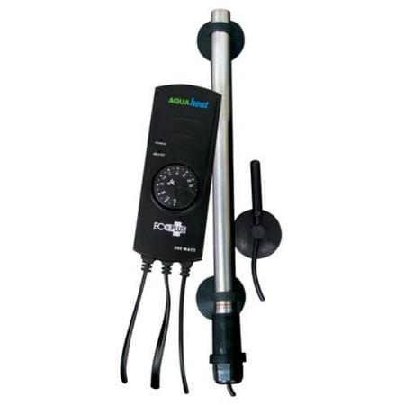 Aqua Titanium Necklace - EcoPlus Aqua Heat Titanium Aquarium Heater, 200-Watt