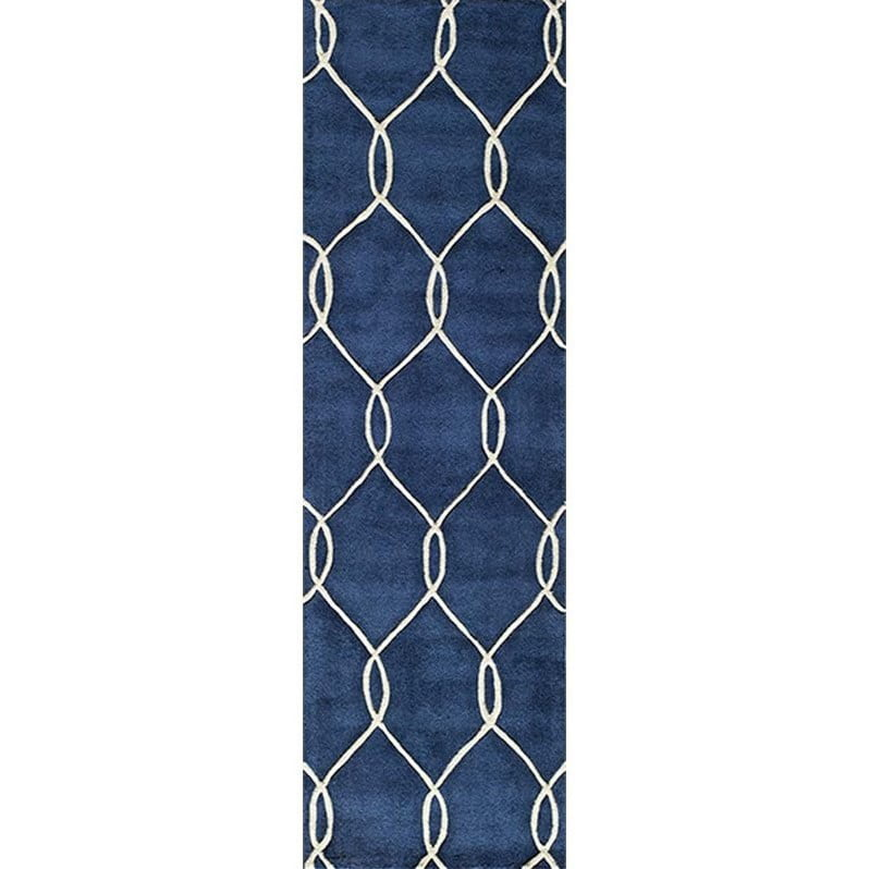 Momeni Bliss 3 6 Quot X 5 6 Quot Rug In Navy