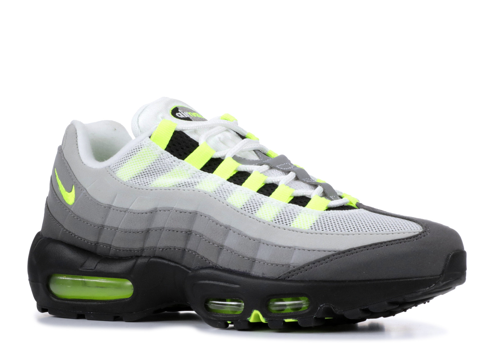 reputable site f8ff0 15db3 Nike - Men - Air Max 95 Og  Neon  - 554970-071 - Size 10.5